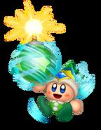 Kirby Star Allies - Character artwork 11
