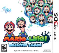 Mario & Luigi Dream Team - Box NA