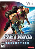 MetroidP3C Cover