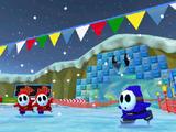 Sherbet Land (Mario Kart)