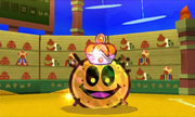 Tower Power Pokey (Paper Mario Sticker Star)
