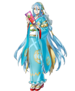 FEH Azura (Happy New Year!)