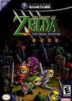 Legend of Zelda Four Swords Adventures (NA)