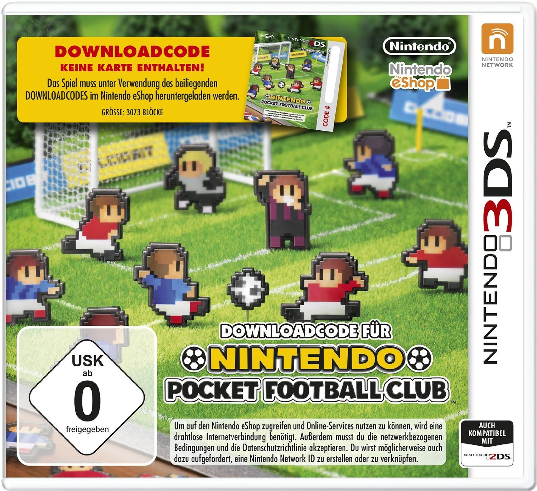 Nintendo Eshop Karte.Nintendo Pocket Football Club Nintendo Fandom Powered By Wikia