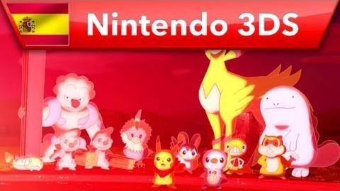 Pokémon Mundo misterioso portales al infinito 2 (Nintendo 3DS)