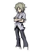 The World Ends with You Final Remix - Character Art - Joshua 8