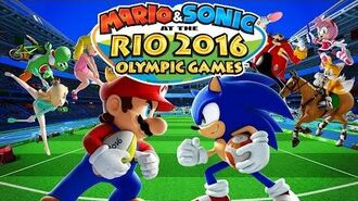 Mario & Sonic at the Rio 2016 Olympic Games (Wii U) - All Events & Dream Dual Events