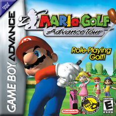 Mario Golf Advance Tour (NA)