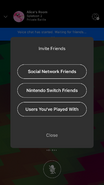 Nintendo Switch Online - Screenshot - Friend Invite 01