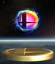 Smash Ball Trophy