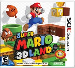 Super Mario 3D Land Portada