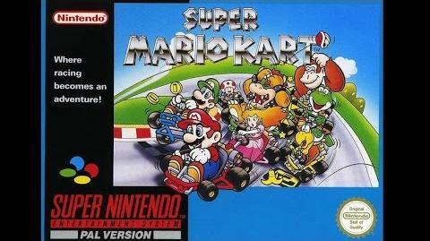 Super Mario Kart Longplay