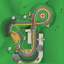 Toad Circuit layout (Prima guide)