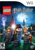 Lego Harry Potter Years 1-4 (Wii) (NA)