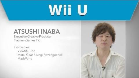 Wii U Developer Direct - Bayonetta 2 @E3 2013