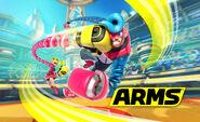 ARMS - Key Art - Horizontal 02