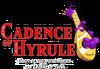Cadence of Hyrule Crypt of the NecroDancer feat. The Legend of Zelda logo