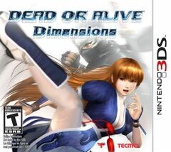 Dead or Alive Dimensions (NA)