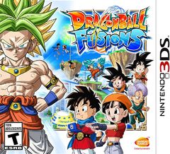 Dragon Ball Fusions (NA)