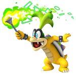 Iggy Koopa Super Mario Wii