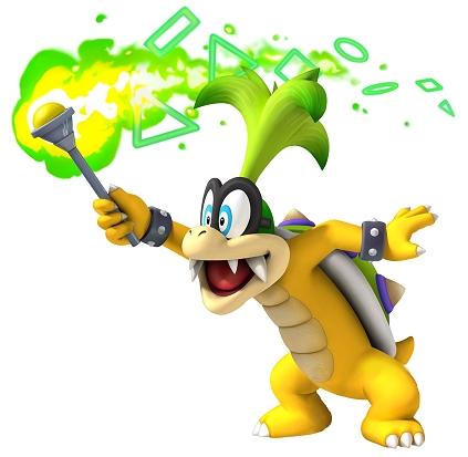 Iggy Koopa Nintendo Fandom