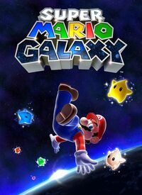 Key art - Super Mario Galaxy