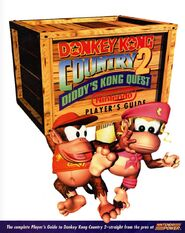 Donkey Kong Country 2 Player's Guide