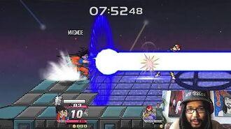 Super Smash Bros Crusade (Goku Playthrough)