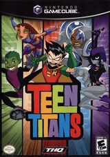 Teen Titans (GameCube)