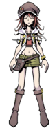 The World Ends with You Final Remix - Character Art - Shiki 1