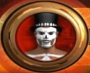 007 Nightfire Baron Samedi multiplayer portrait