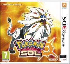 Carátula Pokémon Sol