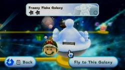 Freezy Flake Galaxy-