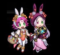 Idunn Dragonkin Duo Heroes sprite