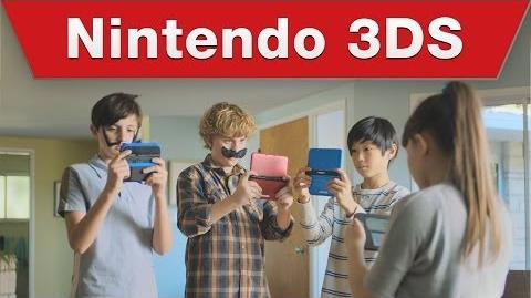 Nintendo 3DS - Mario Party Island Tour - Official Commercial
