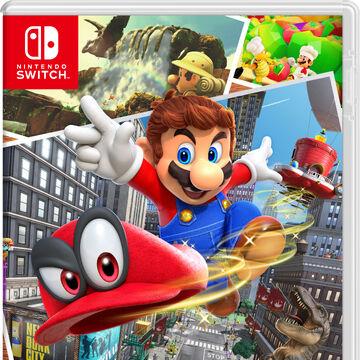 Super Mario Odyssey Nintendo Fandom