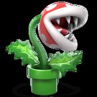 Super Smash Bros. Ultimate - Character Art - Piranha Plant 02