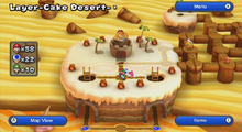 Layer Cake Desert NSMBU