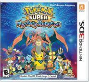 Pokemon Super Mystery Dungeon (NA)