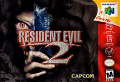 Resident Evil 2 N64 (NA)