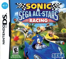 Sonic and Sega All-Stars Racing (NDS) (NA)