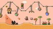Super Mario Maker 2 - Background Capture 02