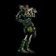 The Legend of Zelda Majora's Mask 3D - Character artwork 39
