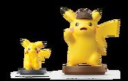 Amiibo - Detective Pikachu - Comparison