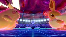 Pikachu-Eevee Gigamax
