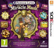Professor Layton and the Miracle Mask (EU)