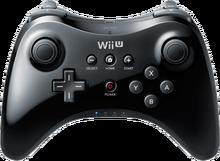 Wii U Pro Controller (Black) (1)