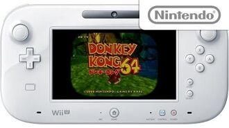 ドンキーコング64 プレイ映像