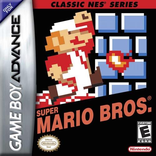 Classic Nes Series Super Mario Bros Nintendo Fandom