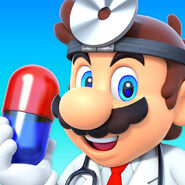 Dr. Mario World - App icon
